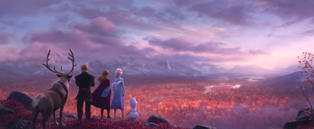 Does Frozen 2 Take Place in the Fall?