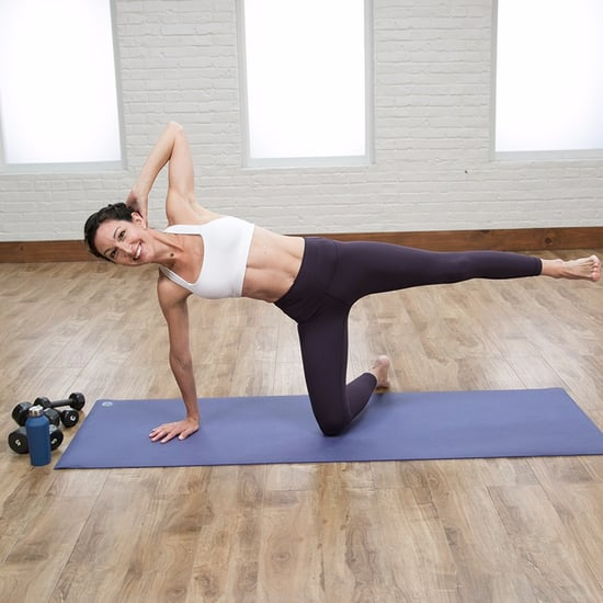 At-Home Cardio Pilates Workout | 45 Minutes