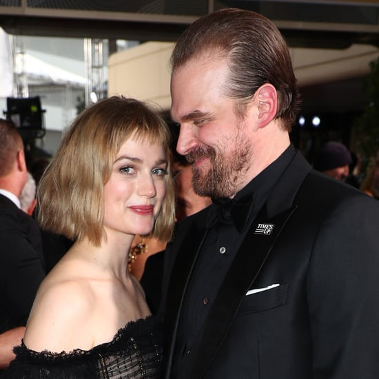Are David Harbour and Alison Sudol Dating?