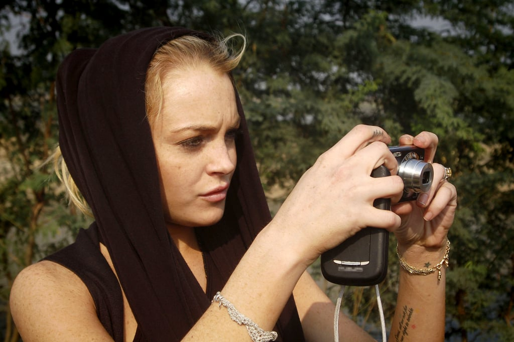 Photos From Lindsay Lohan's Indian Journey