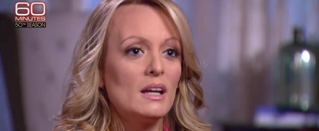 Stormy Daniels 60 Minutes Interview on Trump Quotes 2018