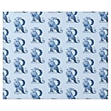 Harry Potter Aguamenti Ravenclaw Graphic Wrapping Paper