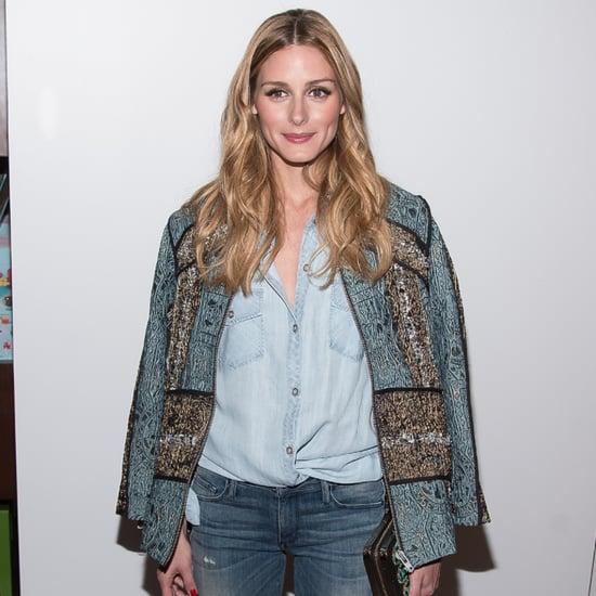 Olivia Palermo Wearing Denim on Denim March 2016