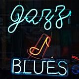 Go to a jazz bar.