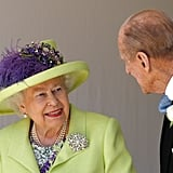 "When The Queen and the Duke of Edinburgh Were Like, ""Well, That's It Until October"""