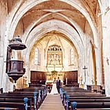 12th-Century Church Setting