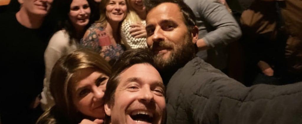 Jennifer Aniston Friendsgiving Celebration Pictures 2019