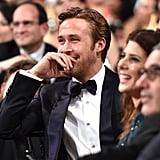 Pictured: Ryan Gosling, Marisa Tomei