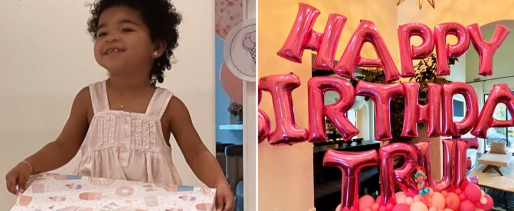 Khloé Kardashian Celebrates True's 2nd Birthday | Pictures