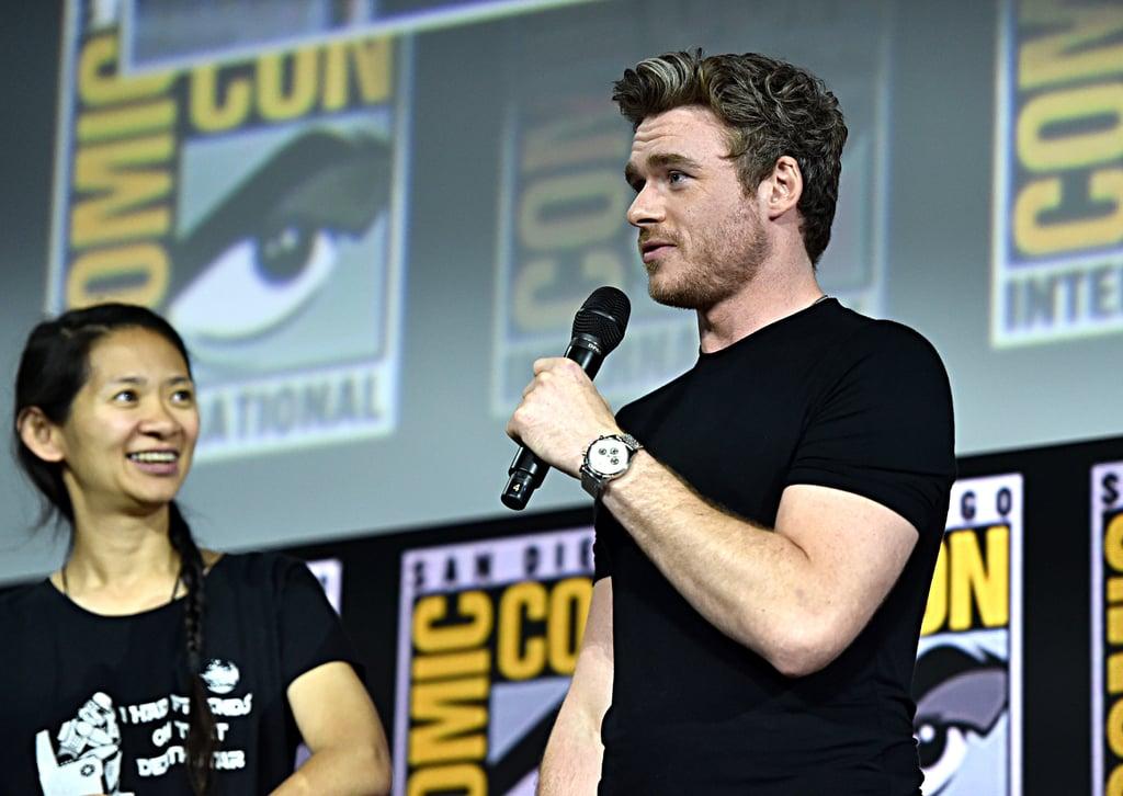 Celebrities at Marvel San Diego Comic-Con Panel Photos 2019