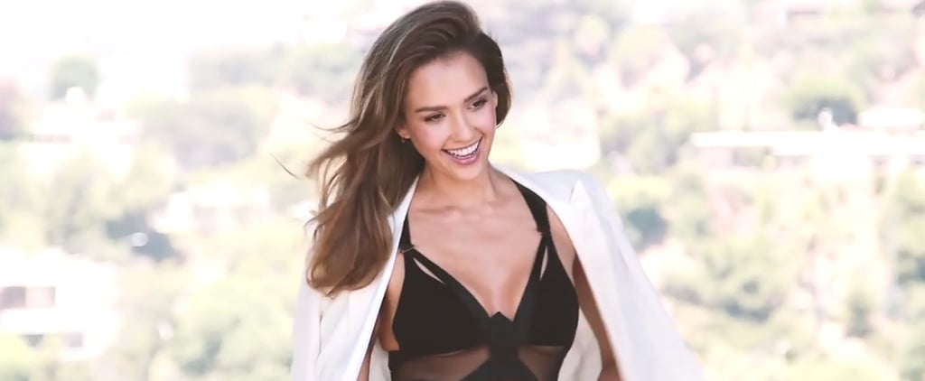 Jessica Alba Shares Her Surprisingly Attainable Health Regimen