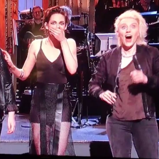 Kristen Stewart Says F-Word on Saturday Night Live 2017