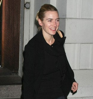 Photos of Kate Winslet with Her Son Joe Mendes and at Nobu in NYC