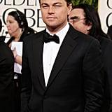 Leonardo DiCaprio looked positively debonair at the 2013 show.