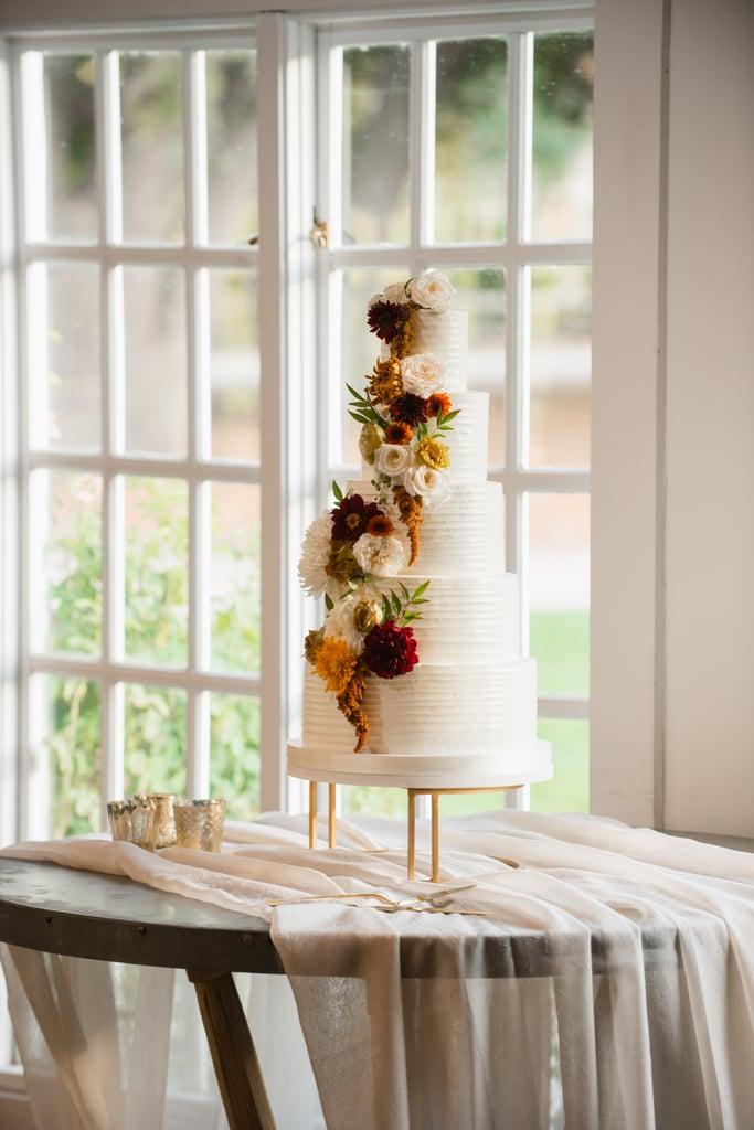 5-Layer Flower Cake