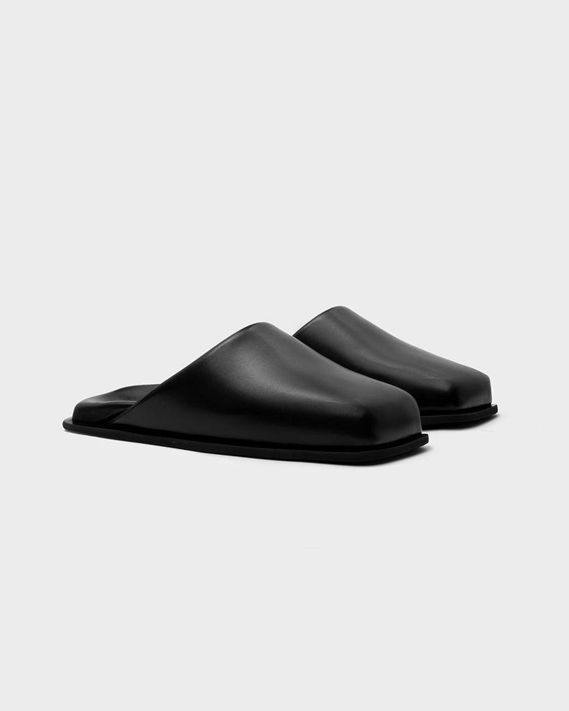 SINOBI Mules Single Black