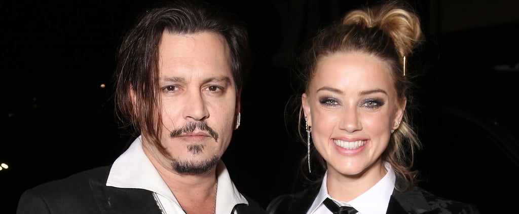 Johnny Depp and Amber Heard Are the Epitome of Love on the Red Carpet