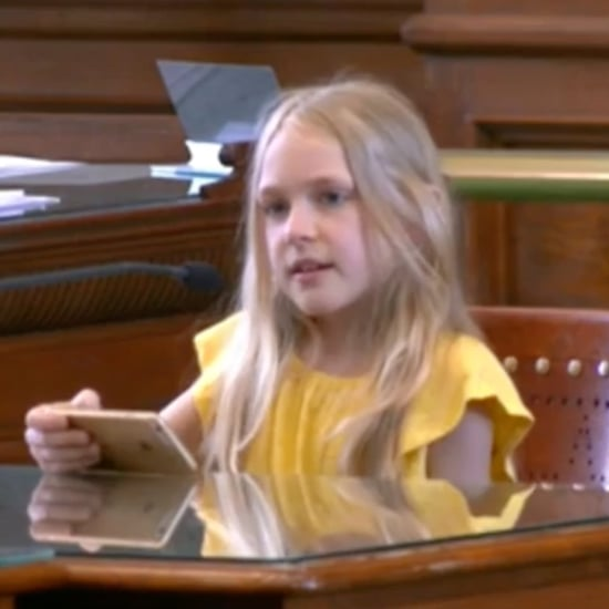 Watch 10-Year-Old Trans Girl Testify Before Texas Senate