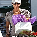 Photos of Halle Berry in LA