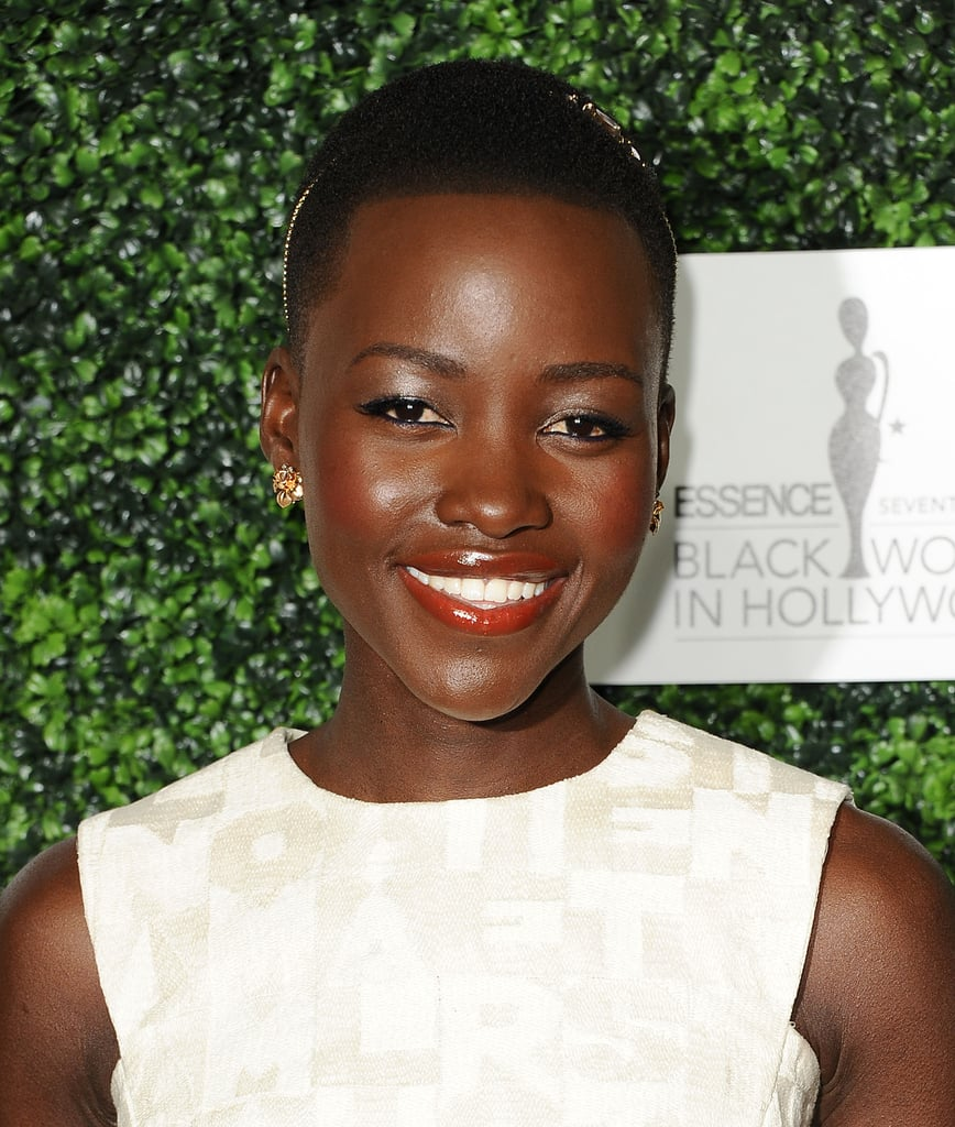Lupita Nyong'o at Essence's Black Women in Hollywood Luncheon