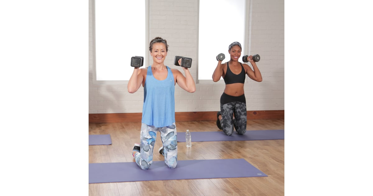 30-Minute Full-Body Workout With Weights | POPSUGAR Fitness Australia