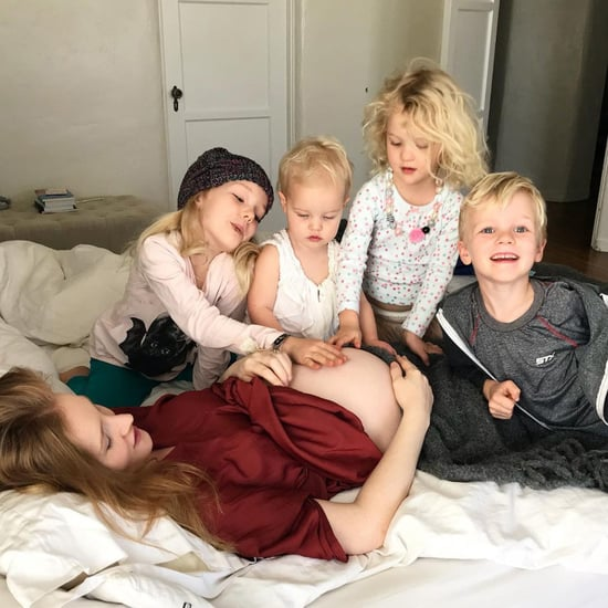 James Van Der Beek Announces Fifth Child