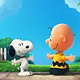 The Peanuts Movie Charlie Brown isn't known for success, but in this movie version, he keeps trying to reach his goal despite his frustration (and is ultimately recognized for his strength of character).