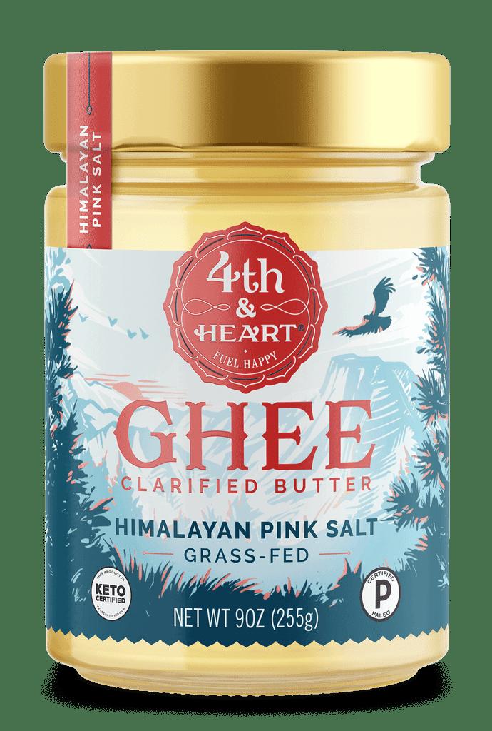Himalayan Pink Salt Ghee