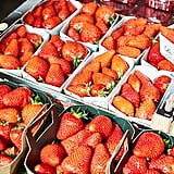 Buy Organic: Strawberries