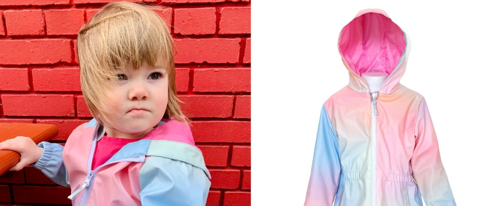 Costco's Ombré Raincoat For Toddlers by Western Chief