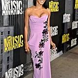 Jada Pinkett Smith at the 2017 CMT Awards