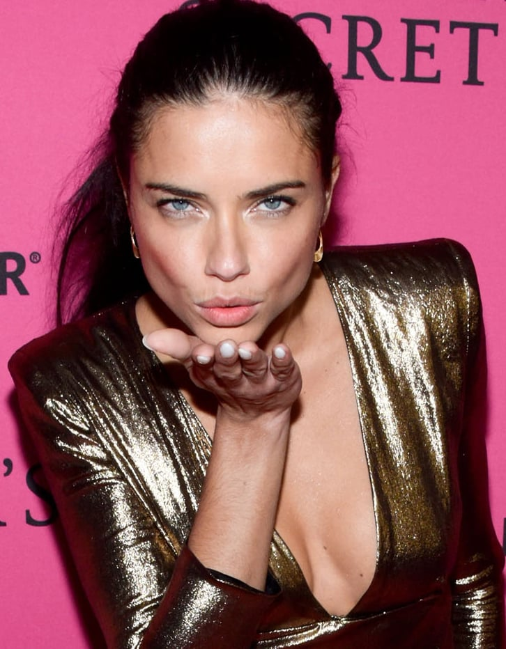 Adriana Lima's Best Beauty Tips From the VS Fashion Show