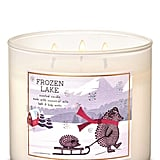 Bath & Body Works Frozen Lake 3-Wick Candle