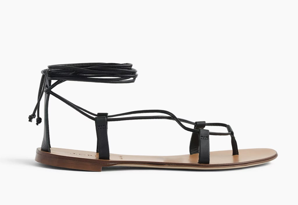 The Exact Sandals Meghan Wore