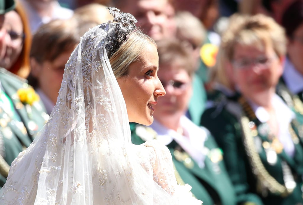 This Bride Wed in a Civil Ceremony, Then Took Our Breath Away in a Royal Wedding Gown