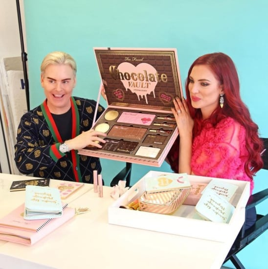 Too Faced Chocolate Vault Christmas 2017