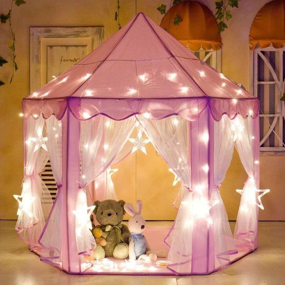 Porpora Kids Indoor/Outdoor Princess Castle