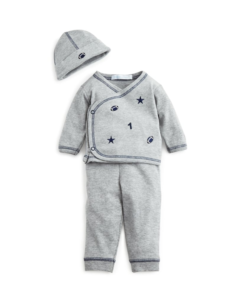 Babysteps Infant Boys' Football Three-Piece Set