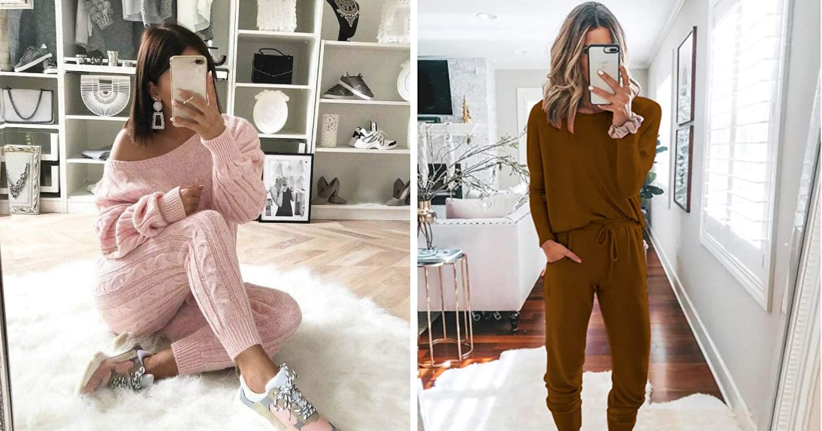 The Amazon Loungewear We'll Be Wearing Well Into 2021 'Cause What Are Plans Anyway