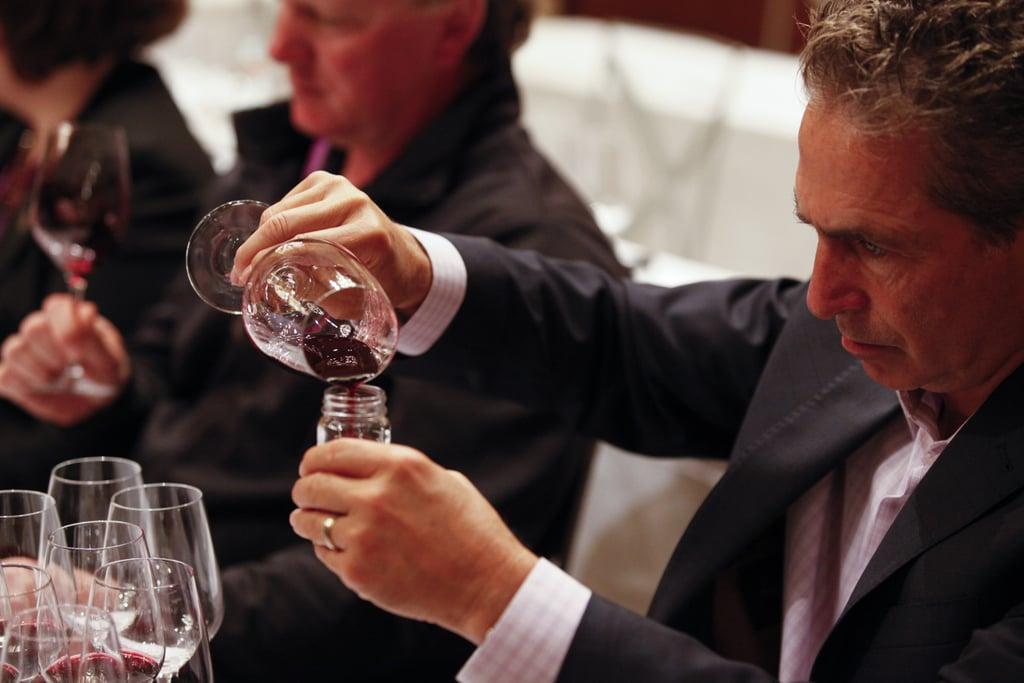 Opus One Blending Seminar