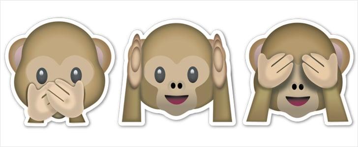 Monkey Emoji Question