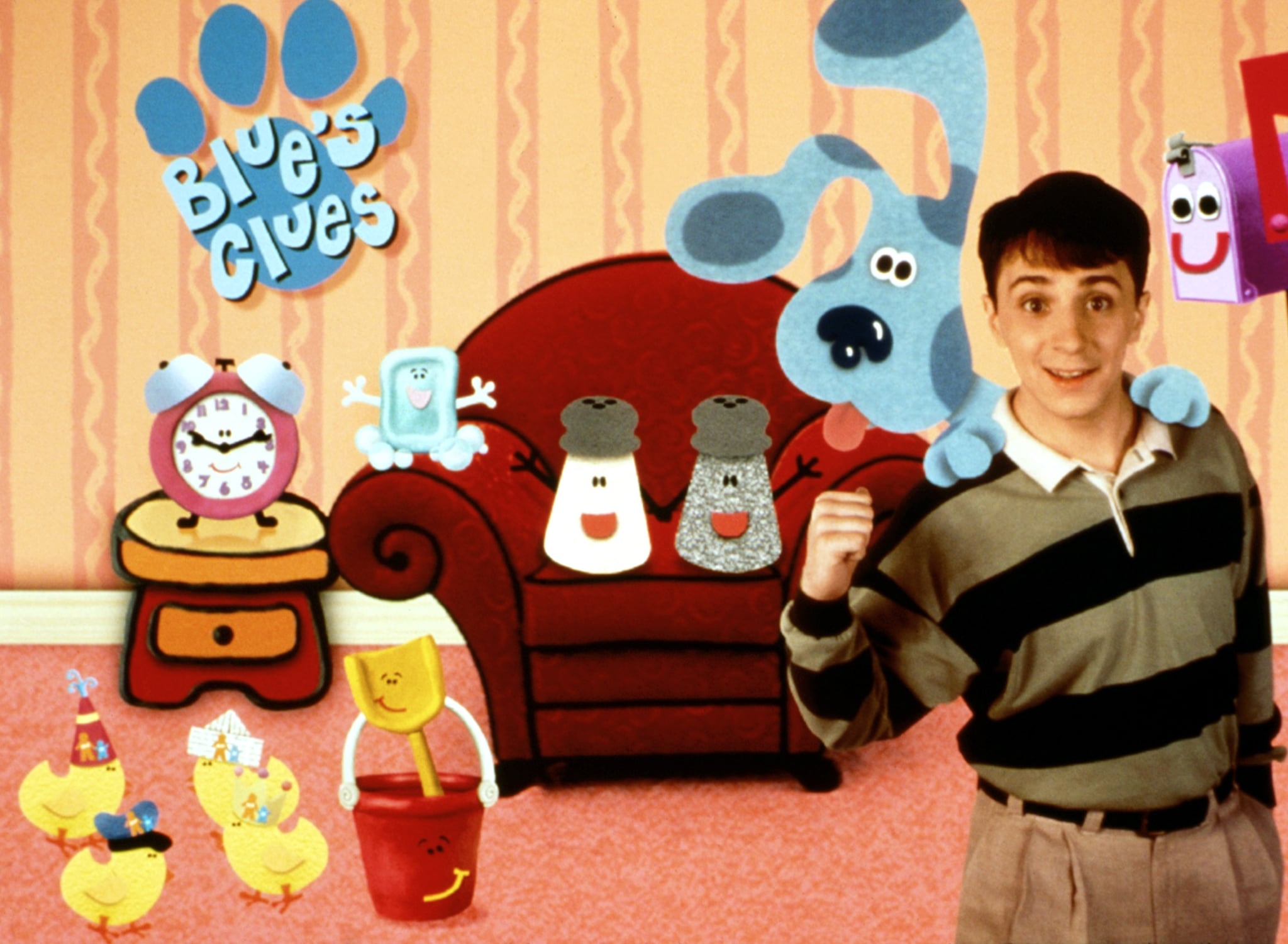 Millennials, Rejoice: 'Blue's Clues' Is Coming Back to Nickelodeon