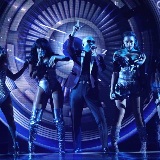 "Pitbull and Fifth Harmony Song ""Por Favor"""
