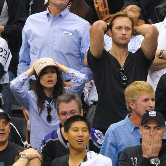 Celebrity Pictures at LA Kings vs New Jersey Devils Game 4