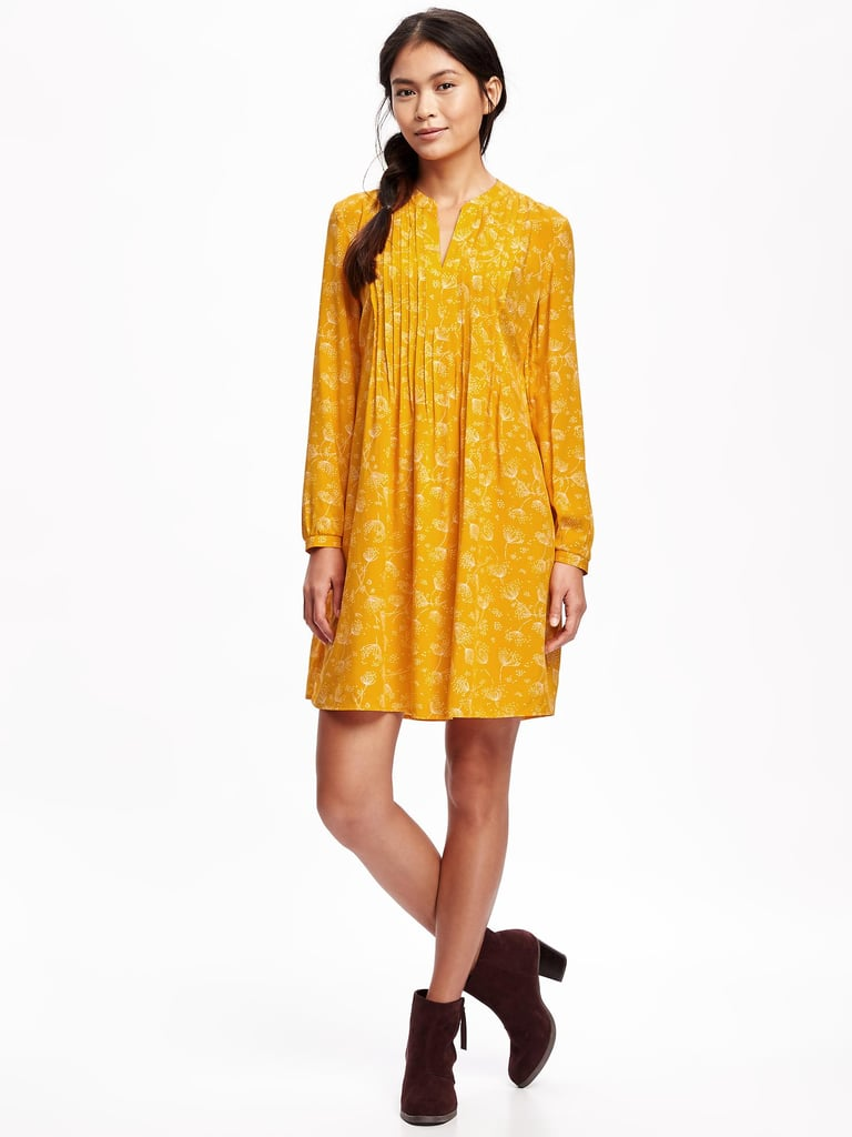 A Bright, Breezy Dress to Wear From Now Through Fall