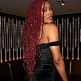Keke Palmer on Long Faux Locs (Colour 39)