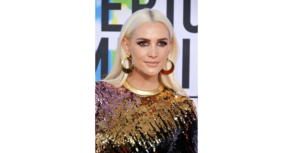Ashlee Simpson | Hair and Makeup at the 2017 American ...