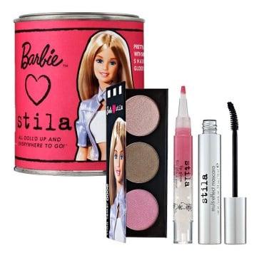 Thursday Giveaway! Barbie Loves Stila Paint Can
