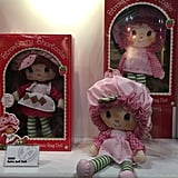 Strawberry Shortcake Retro Soft Doll