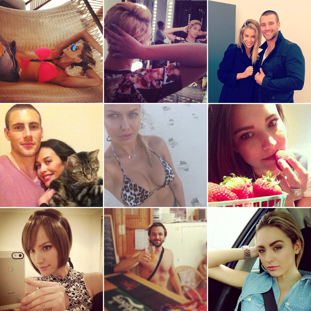 Celebrity Twitter and Instagram Pictures Week August 9 2013